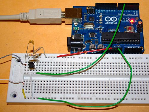 Arduino Frequency Counter — www HOAGLUN com