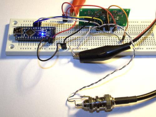 Arduino + DDS 60 = Sweep Generator — www HOAGLUN com