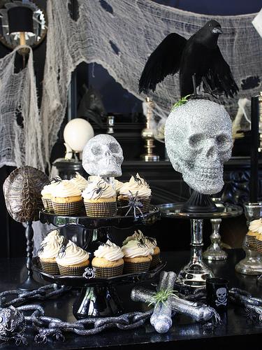 Halloween House Decor