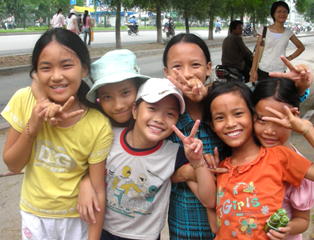 Vietnam's Street Children
