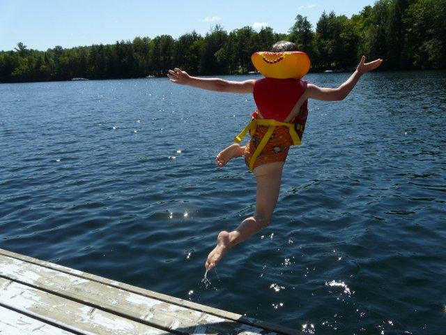 Water Safety: Keeping Kids Safe When You Live Near a Lake - PhD in