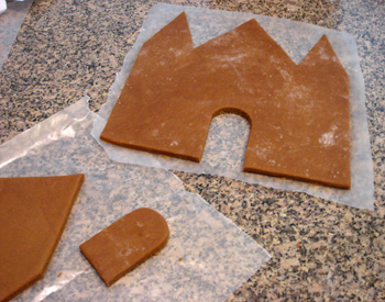Gingerbread Castle How To Boston Mamas