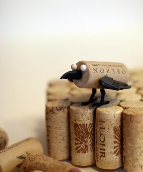 Cork Animals: DIY Wine Cork Creations