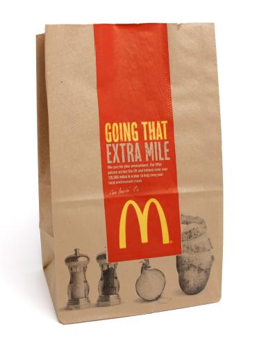 McDonald's New Packaging — The Dieline | Packaging ...
