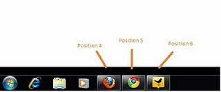 Windows 7 Taskbar Feature — The Napkin Notes Dad
