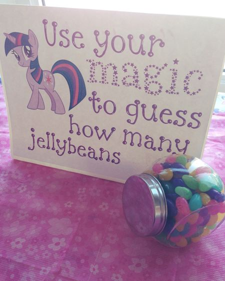 Friendship Is Magic: A My Little Pony Birthday Party