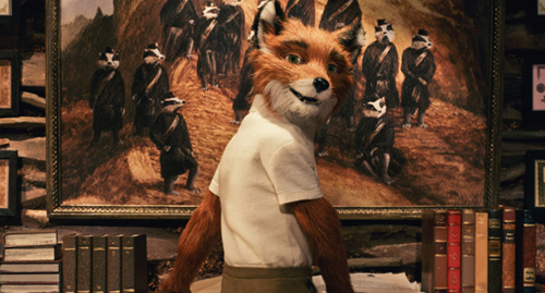 New Fantastic Mr Fox Poster And Banner Geektyrant