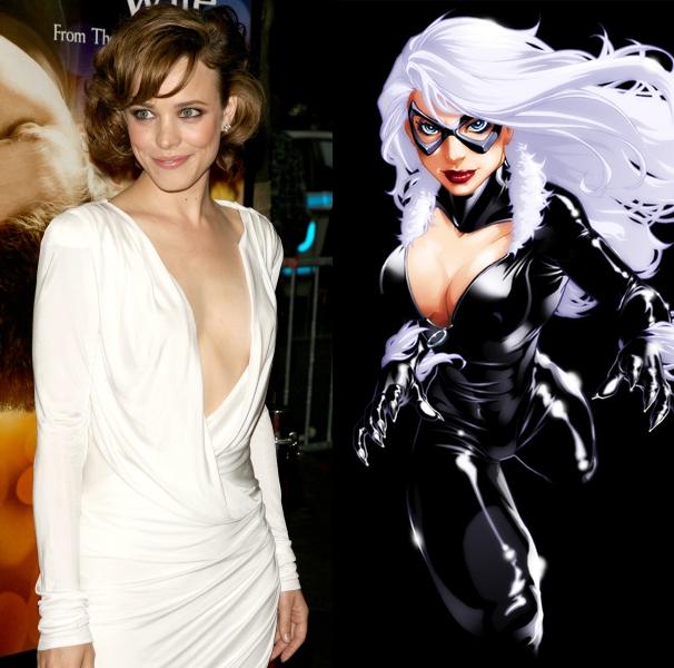 Update Will Rachel Mcadams Play A Spiderman 4 Villain Geektyrant