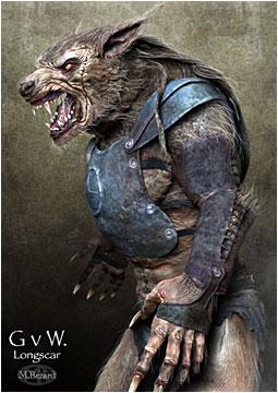 Cool Concept Art Synopsis For Gladiators V Werewolves