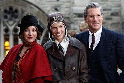 AMELIA Movie Trailer as in Amelia Earhart Biopic — GeekTyrant