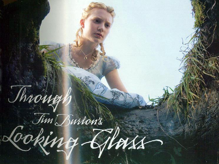 Alice In Wonderland Movie Concept Art