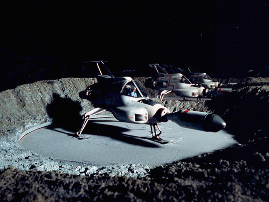 1970's British Sci-Fi TV Show UFO to Be Adapted into a ...