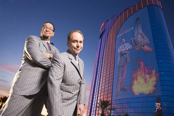 Penn & Teller Get a New Show on ABC! — GeekTyrant