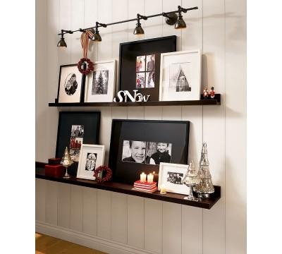 Photo Shelf Gallery Inspiration Coolphotoideas