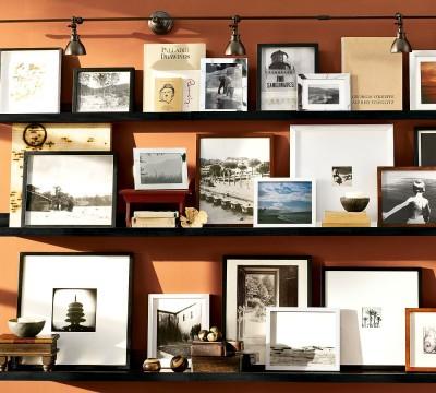 Photo Shelf Gallery Inspiration Photo Gifts Photo Ideas