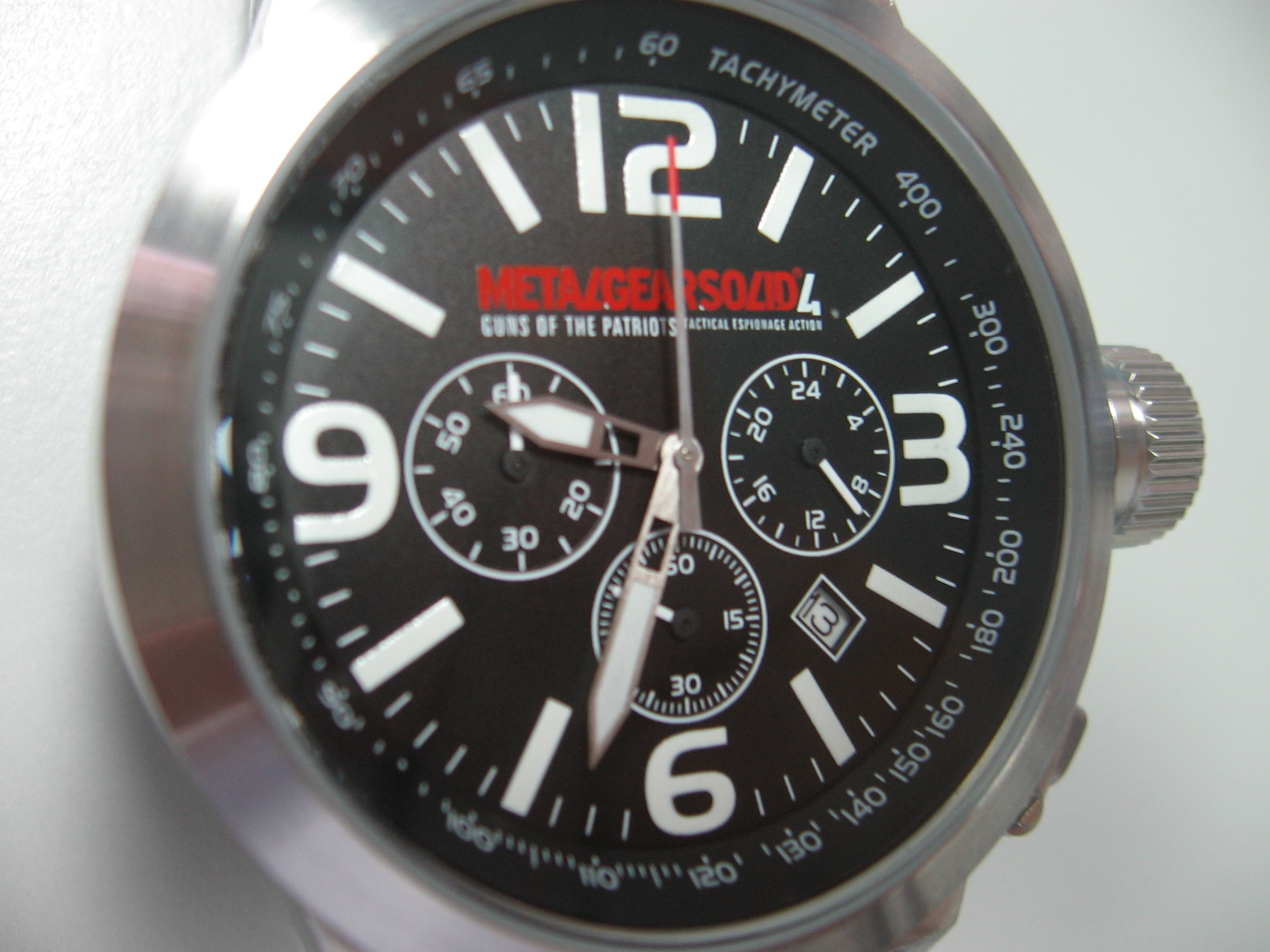 Techmoan Techmoan Metal Gear Solid 4 Watch