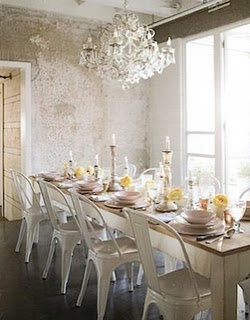 bright-white-house-dining-room-crystal-chandelier