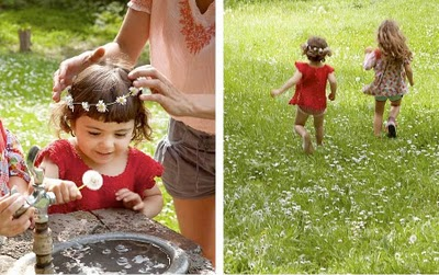 daisy-chains-grass-spring-children