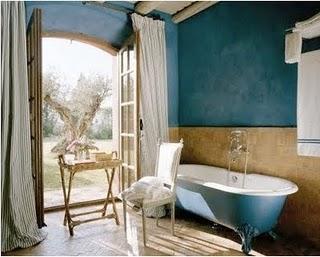 blue-claw-foot-bathtub-window