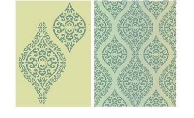 wall-stencil-patterns
