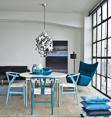blue-wishbone-chairs