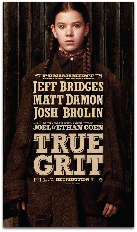 True Grit 2010 A Review With Comparisons To The 1969 Version Blog Posts This Lamp
