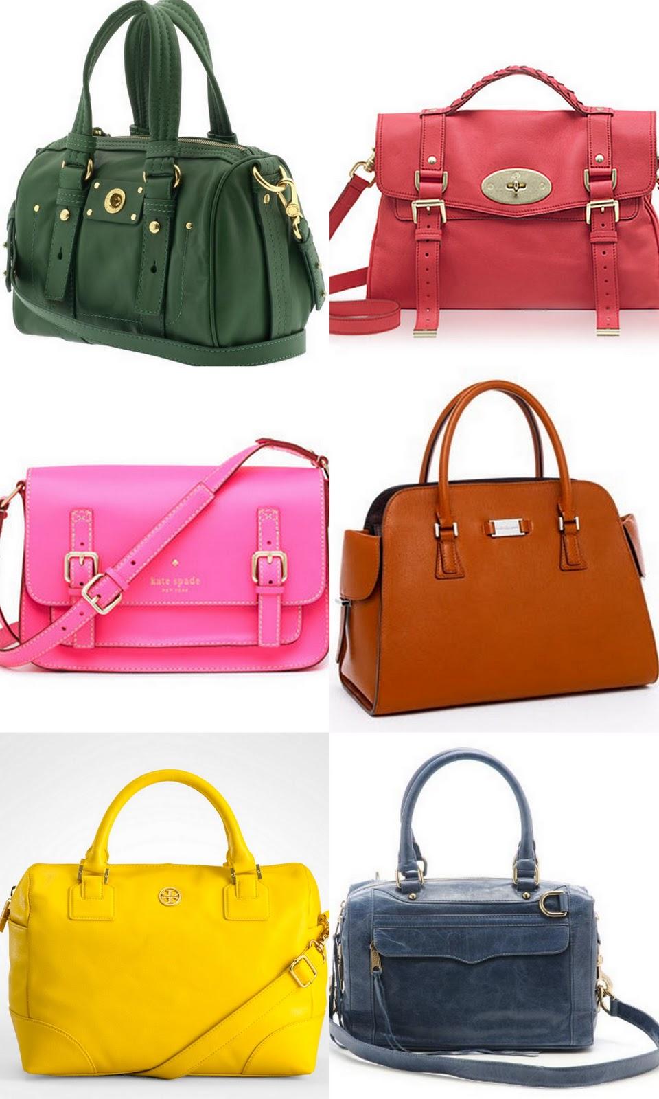 Naina Singla - fashion stylist and style expert - Blog - Spring 2011 Trend  Colorful  Handbags 4fbb19cb95ce5