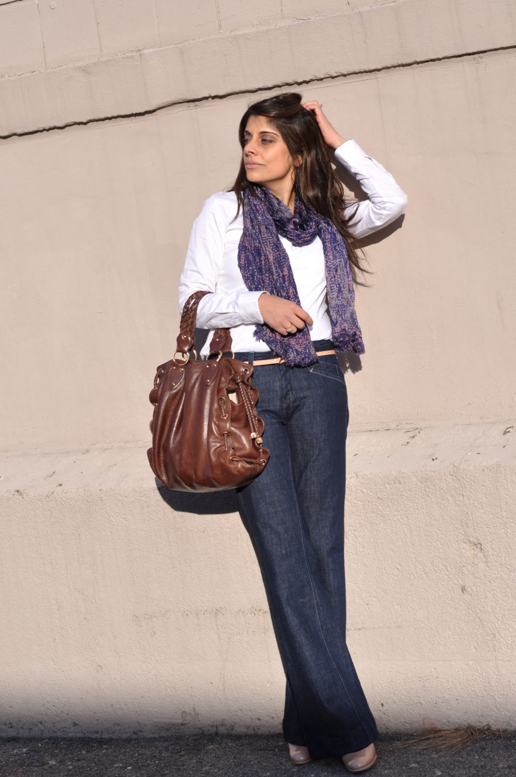 Naina Singla - fashion stylist and style expert - Blog - Denim Trend 2011   Go Wide 359d6aac50433