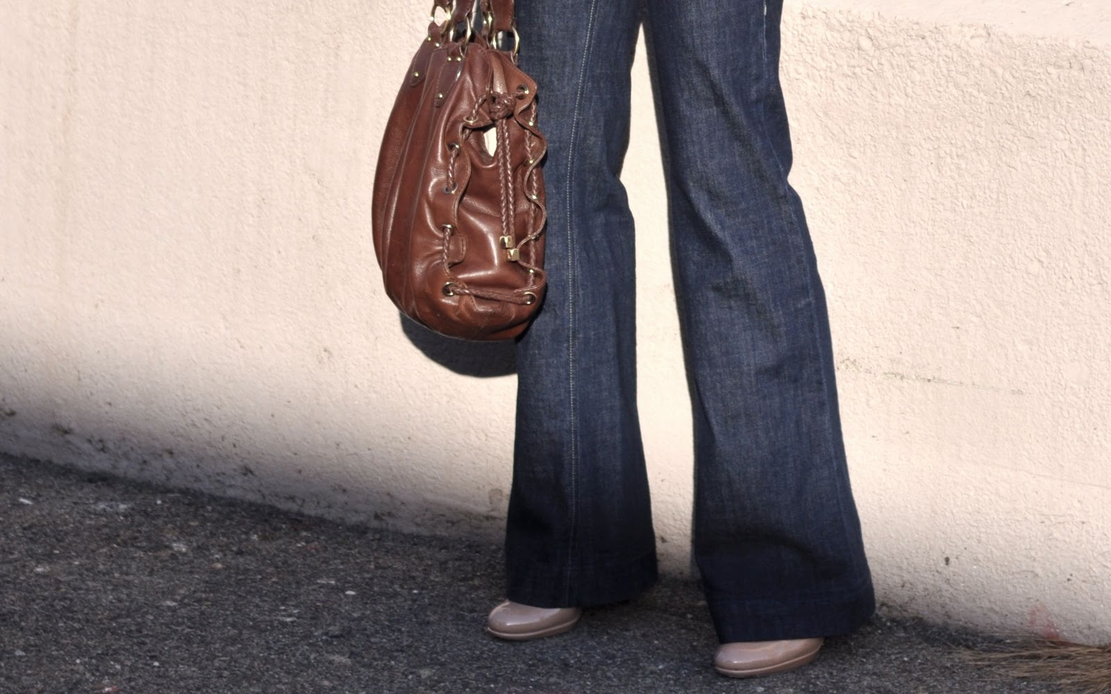 Tomorrow I will give you the skinny on wide leg jean and trouser options  for Spring 2011. 9d2e11446ab8b