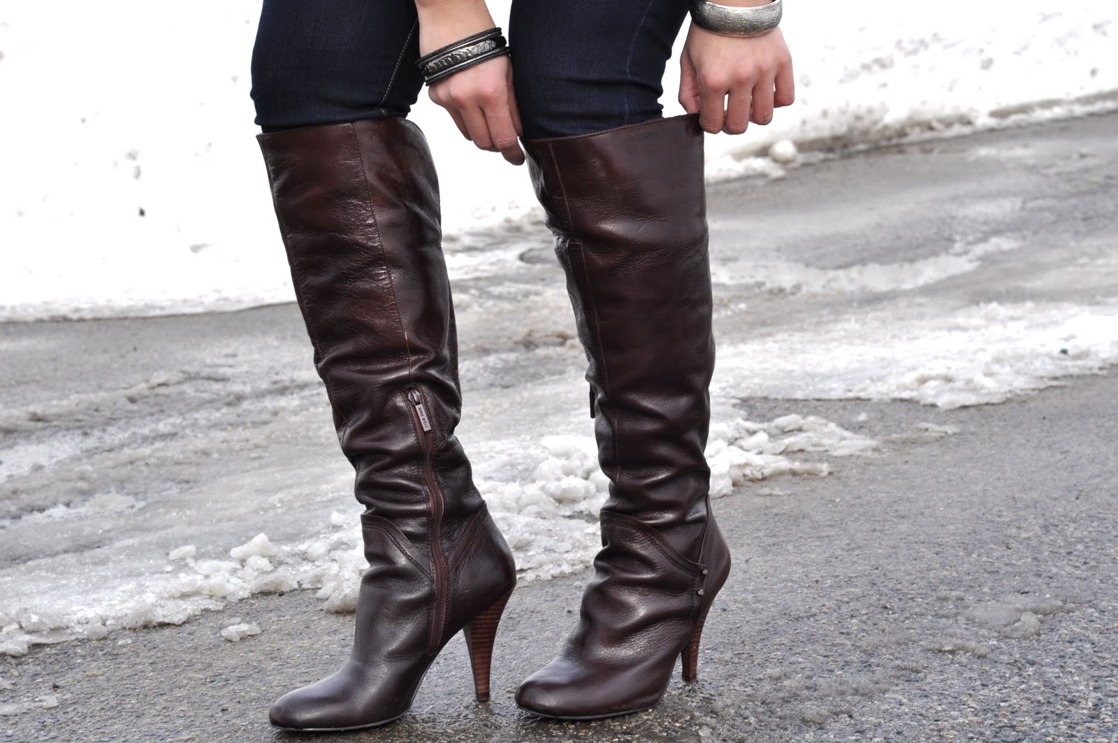 0343b0786e57 Naina Singla - fashion stylist and style expert - Blog - Reader Request   What to Wear With Tall High Heel Boots