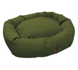 Organic Pet Bed For Dog And Cat Made Of Organic Cotton Shell And Recycled Materials Featured Pet Products Coolpetproducts Com