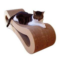 Marmalade Pet Sweet Lounge Cat Bed Modern Cat Furniture For Modern