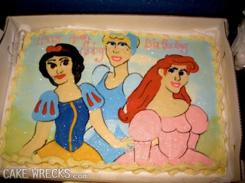 Cake Wrecks Home Megawizarddragonanimebabecon