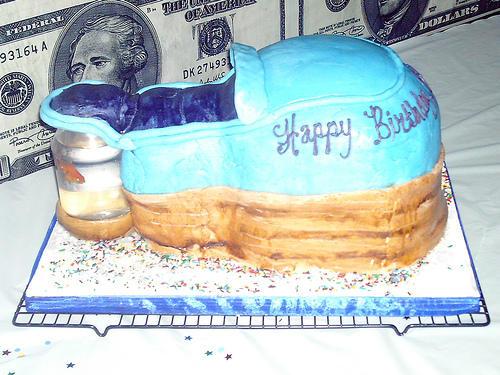 70cd4b3c5aa Cake Wrecks - Home - If the Shoe Fits...
