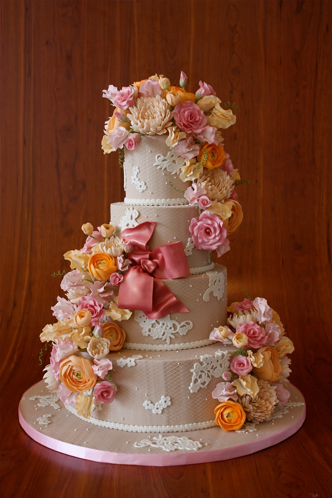 cake wrecks home sunday sweets fabulous faux flowers. Black Bedroom Furniture Sets. Home Design Ideas