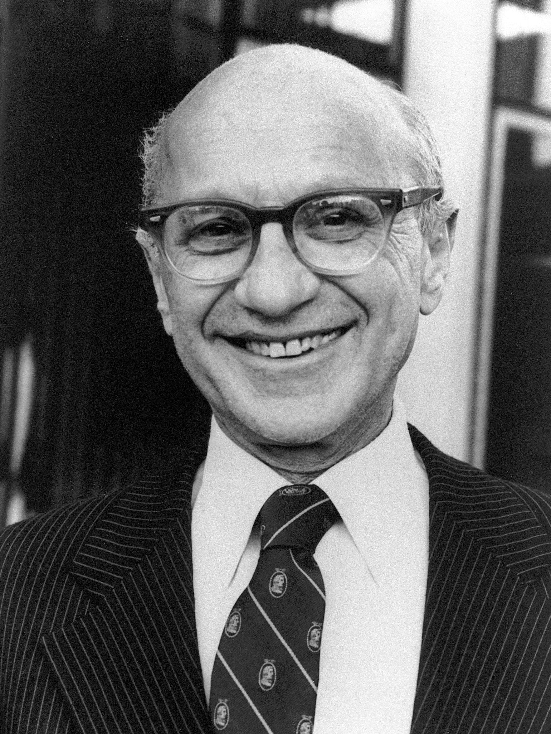 Milton Friedman Quotes Journal Quixoticjourney