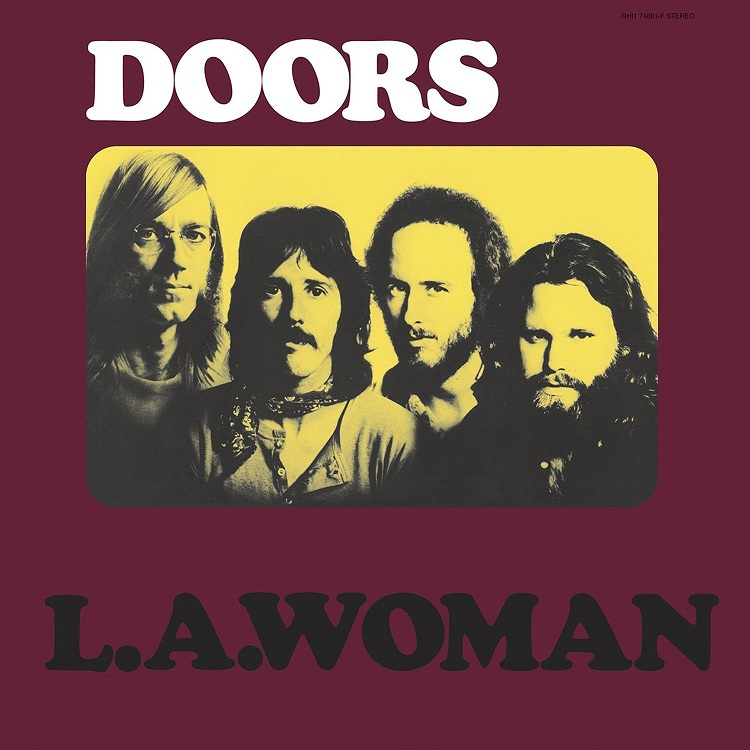 The Doors LA Woman Art