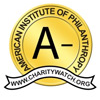 American Instititute of Philanthropy A- charity
