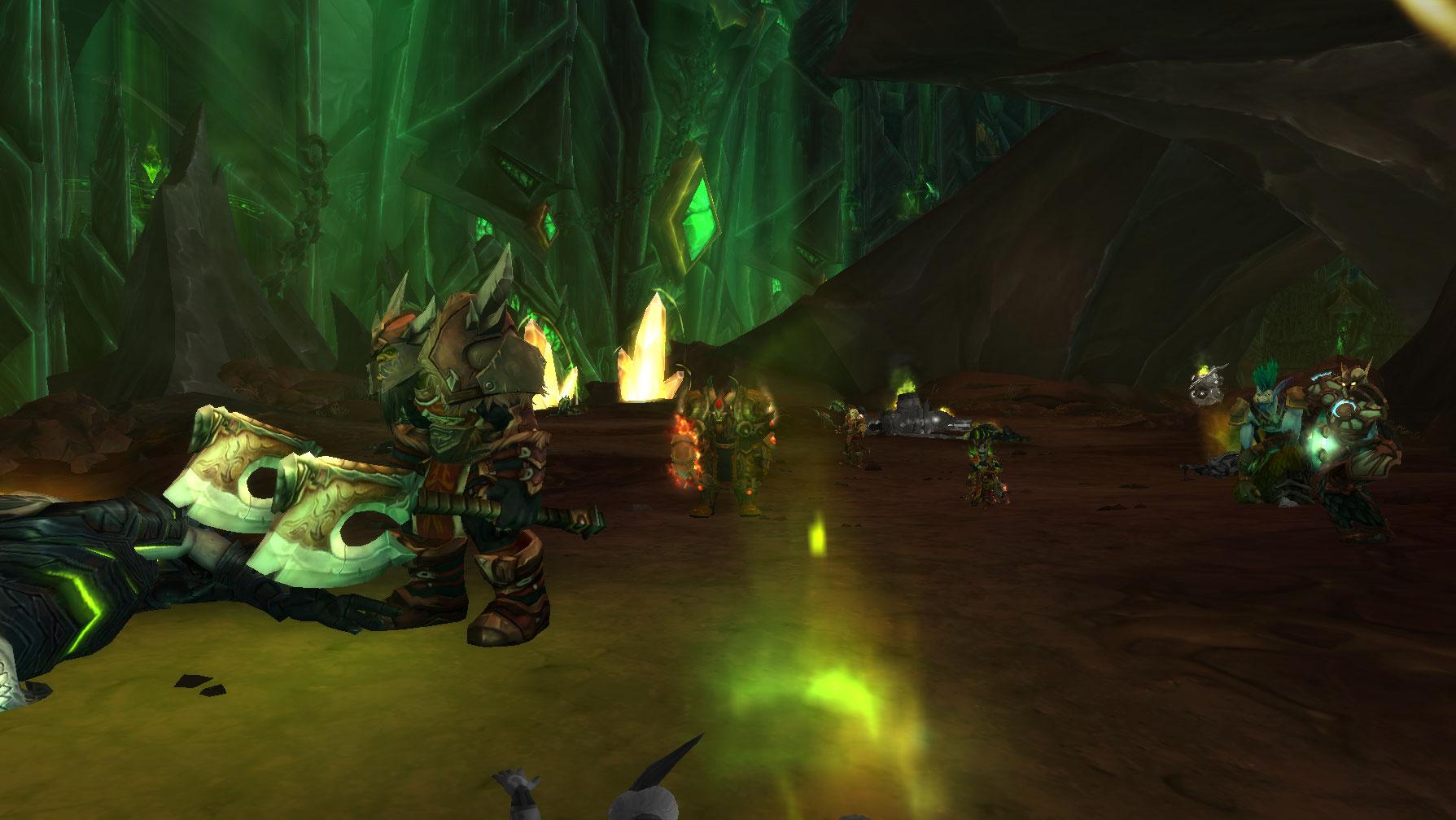 Assault On Argus Warforged Legacy