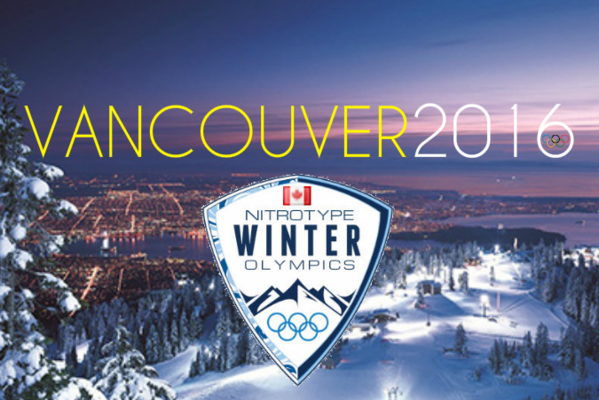 racer applications have closed for the 2016 winter olympics