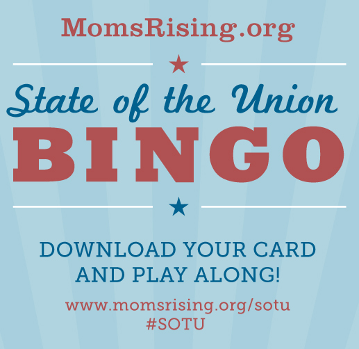 State of the Union BINGO!