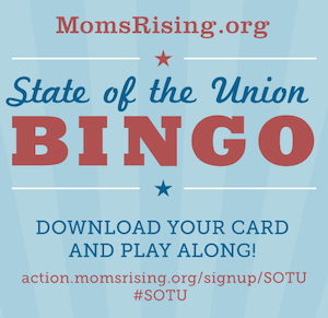 State of the Union BINGO!