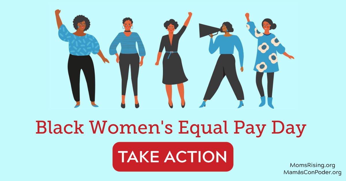 Quick Signature → Help Close the Black Women's Wage Gap