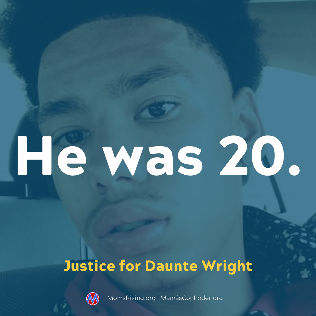 Justice for Duante Wright