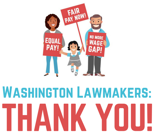 Image result for washington equal pay opportunity act