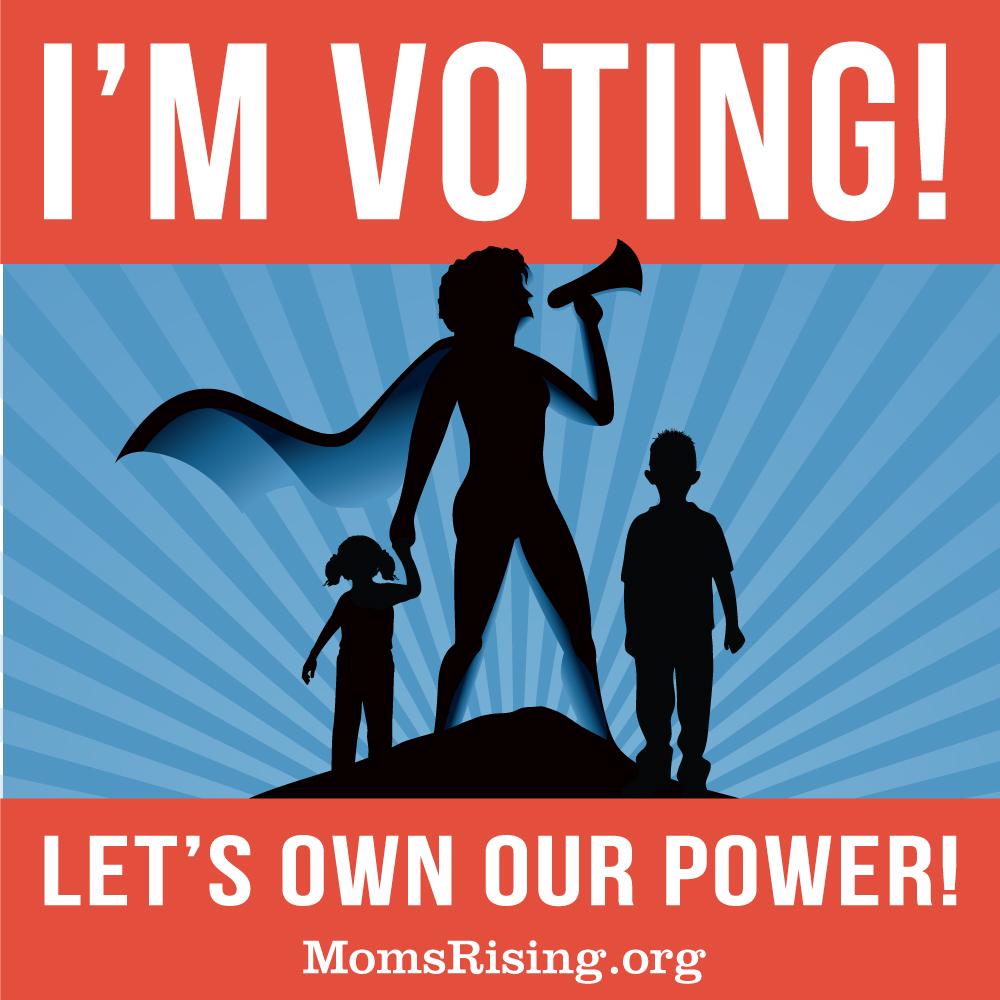 I'm Voting - Let's Own Our Own Power!