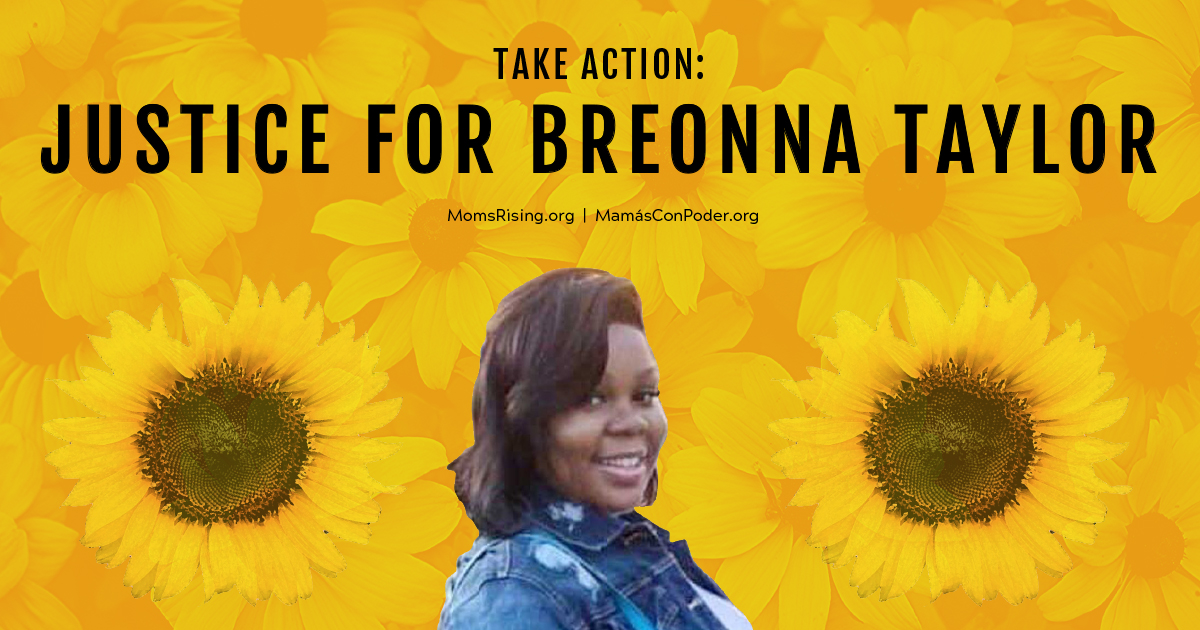 We still fight for Breonna