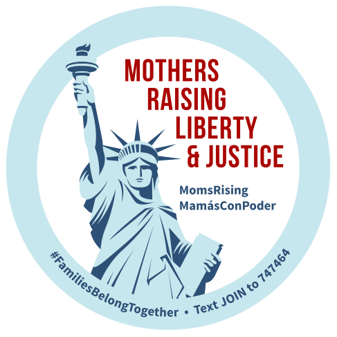 Liberty Justice Sticker