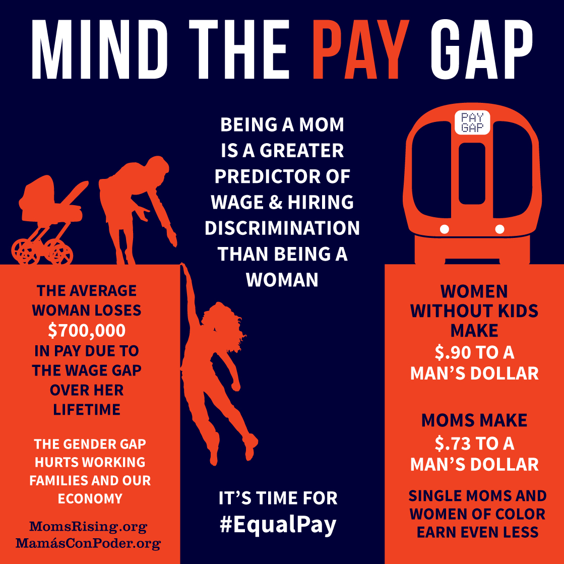 Image result for momsrising equal pay for women napkins