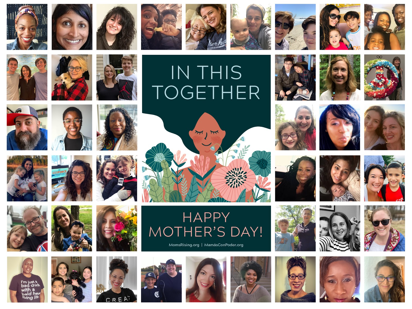 In This Together – Happy Mother's Day!